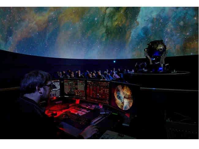 planetarium freiburg kuppel