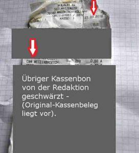 Waldkirch: TK-Brötchen in defekter Verpackung im Kollnauer Edeka