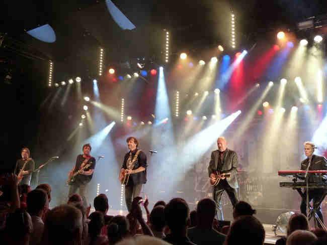 The Hooters begeistern ihre Fans auf dem Freiburger Zelt Musik Festival 2018