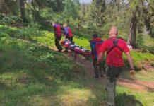 bergwacht schwarzwald einsatz