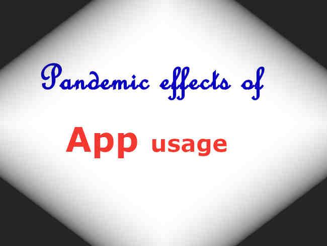 neue apps während pandemie